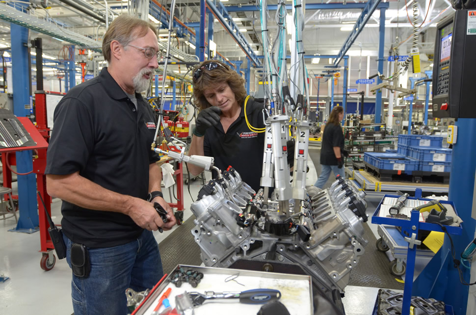 GM to Invest $44 Million in Bowling Green Corvette Assembly Plant