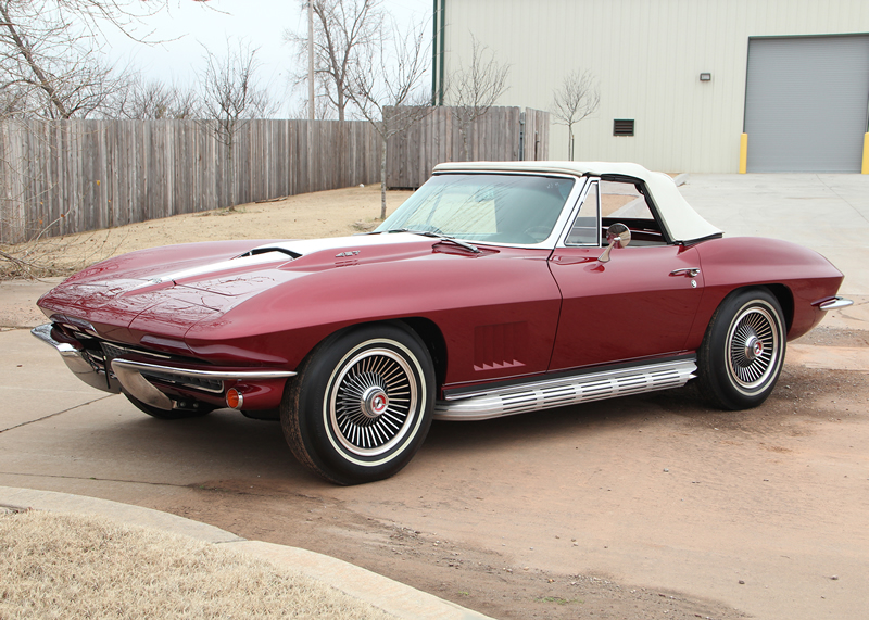 Leake Auction Co. to Offer Rare 1967 L89 Corvette at no Reserve