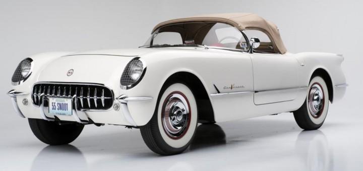 Rick Hendrick Buys Three Rare Corvettes at Barrett-Jackson Auction