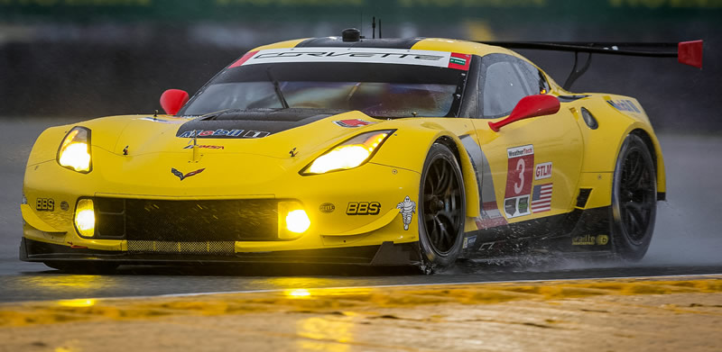 CORVETTE RACING AT DAYTONA: Focus Turns To Race for Another Rolex 24 Victory