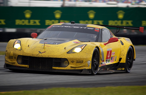 Corvette Races to Victory in 1-2 Photo Finish at Rolex 24