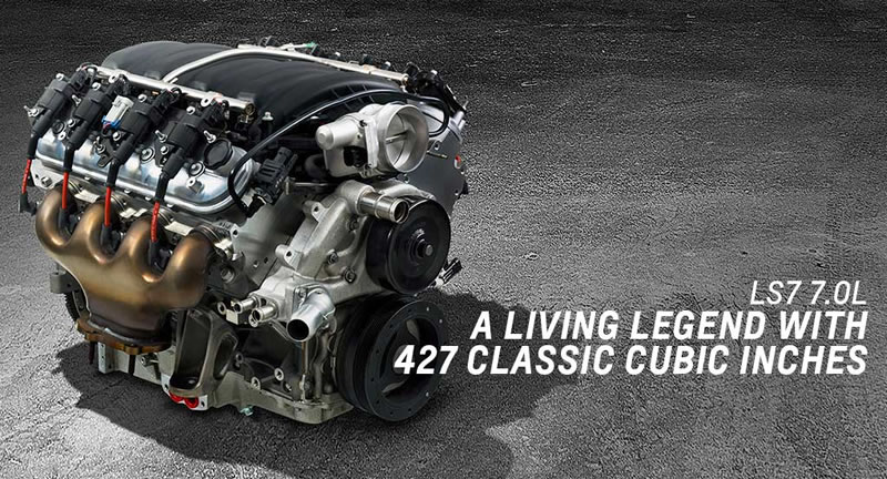 [UPDATED] Ruthless Pursuit of Power: The Mystique of the C6 Corvette LS7 Engine