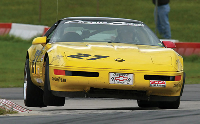 EPA Seeks to Prevent You From Modifying Your Corvette into a Racecar
