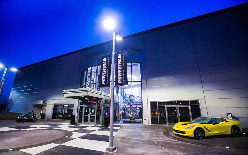 General Motors Opens New Powertrain Performance and Racing Center