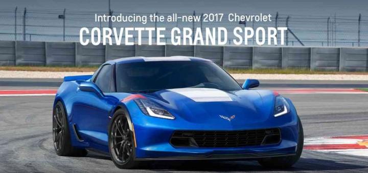 Admiral Blue Metallic Returns for the 2017 Corvette Model Year
