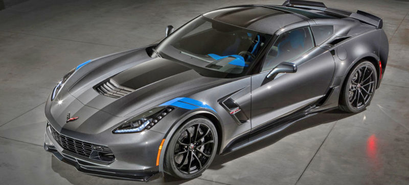 [POLL] Do You Think the 2017 C7 Corvette Grand Sport is Hot or Not?