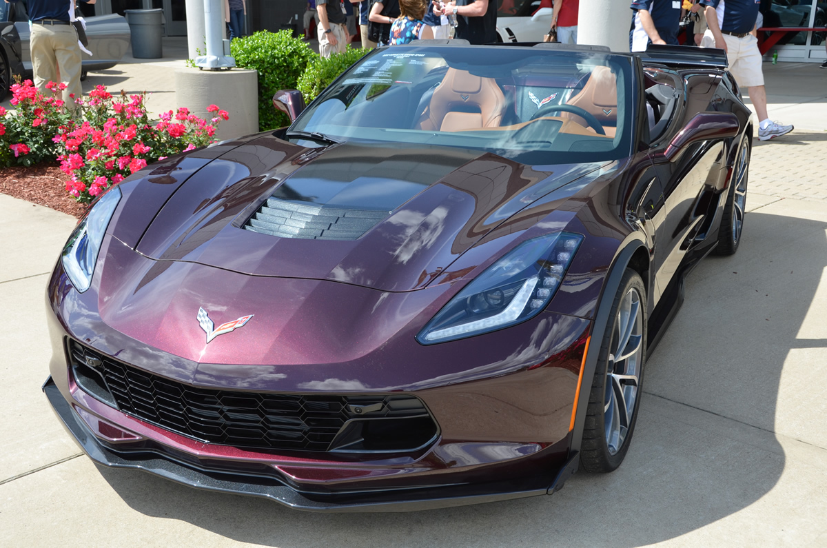 2017 Corvette Official Pricing Release for Stingray and Grand Sport