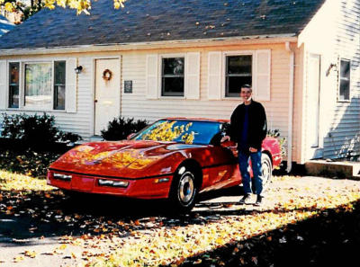 Maine Man Reunited with his 1984 Corvette