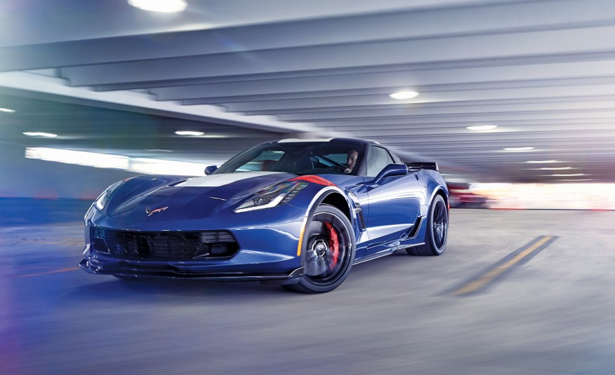 Car and Driver Gets Exclusive First Drive: 2017 Chevrolet Corvette ...
