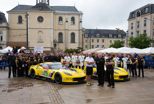 Corvette Racing Looks to Take the World at Le Mans Once Again