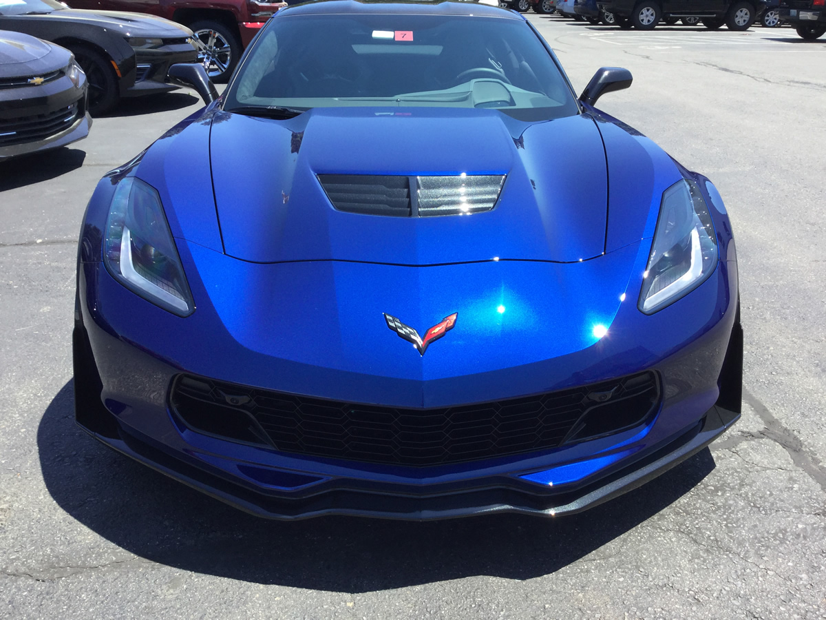 Final Production Numbers for the 2016 Corvette Released!