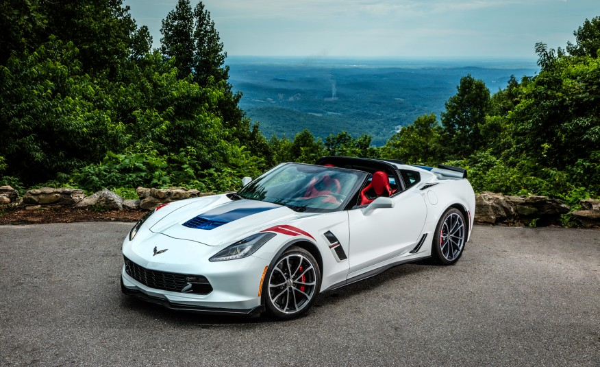 2017 Corvette Production Numbers Released by the Bowling Green Corvette Assembly Plant