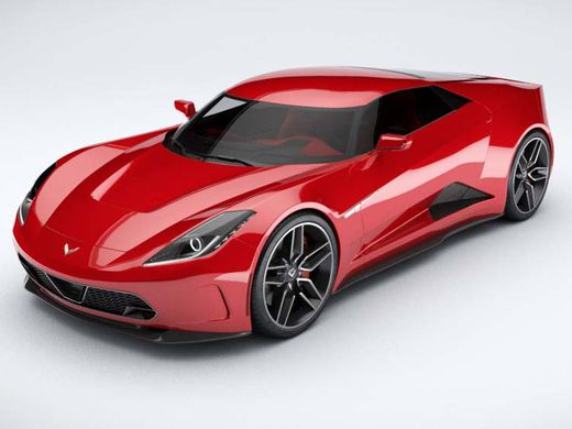 Mid Engine Corvette Code Named Quot Emperor Quot To Bow As A 2019