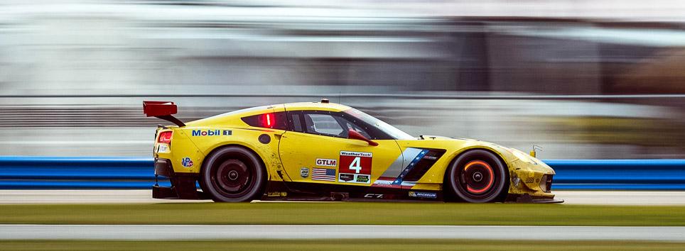 Corvette Racing Claims Pair of IMSA Manufacturer Championships at Road Atlanta