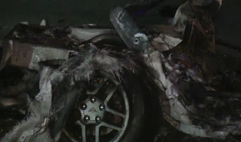 [CRASH] Texas:  Street Racing Corvette Causes Five Car Accident in San Antonio – Video
