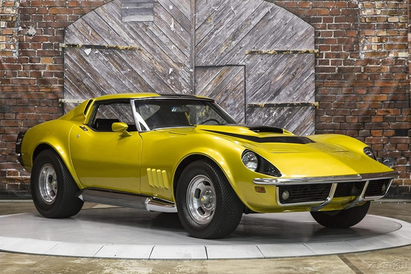 [EBAY] 1969 Corvette Baldwin Motion Phase III GT 1 of 10 ever built