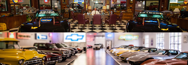 Bob McDorman Museum Now Closed and Corvettes to be Auctioned