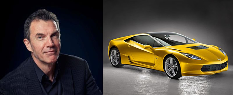 Meet the Man Behind the Design of the Next Generation C8 Corvette