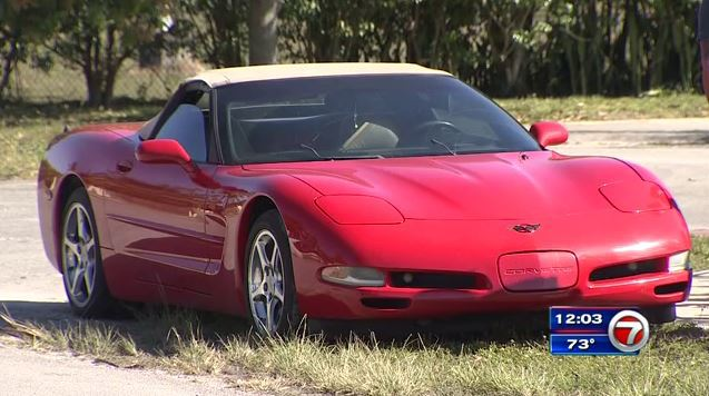 [VIDEO] Vietnam Veteran Beaten and Carjacked – 2000 Corvette Found in Miami Gardens, Florida