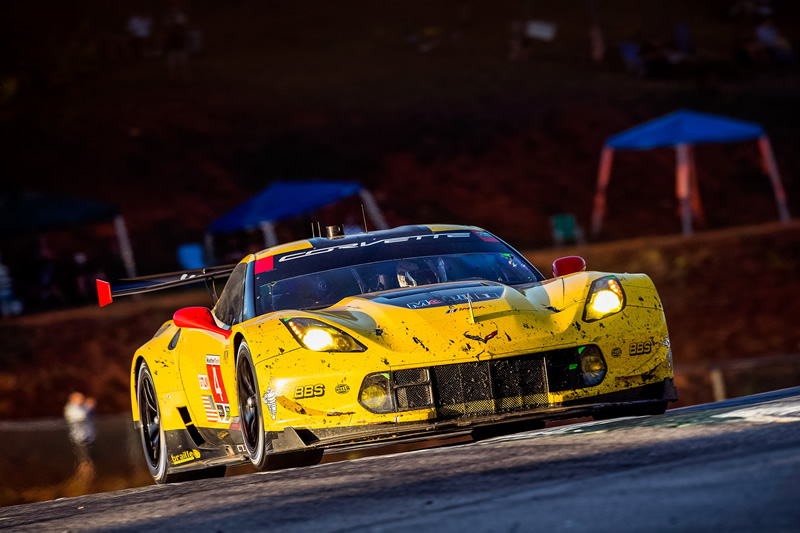 Corvette Racing Takes 3rd Straight Win at Sebring