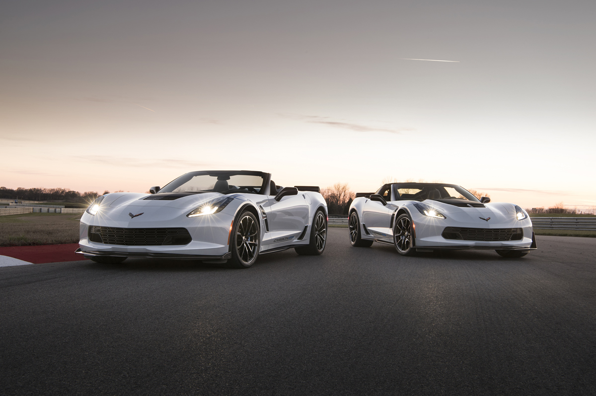 2018 Corvette Pricing Released