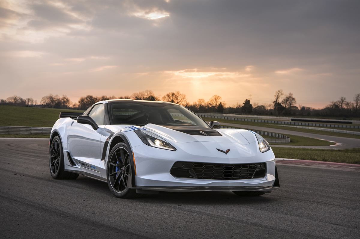 Corvette Carbon 65 Edition is Coming for 2018!