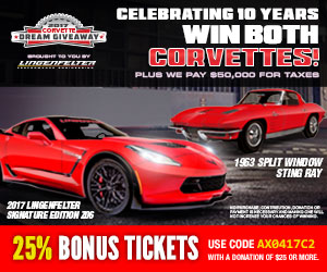 Corvette Competition: special edition at a special price