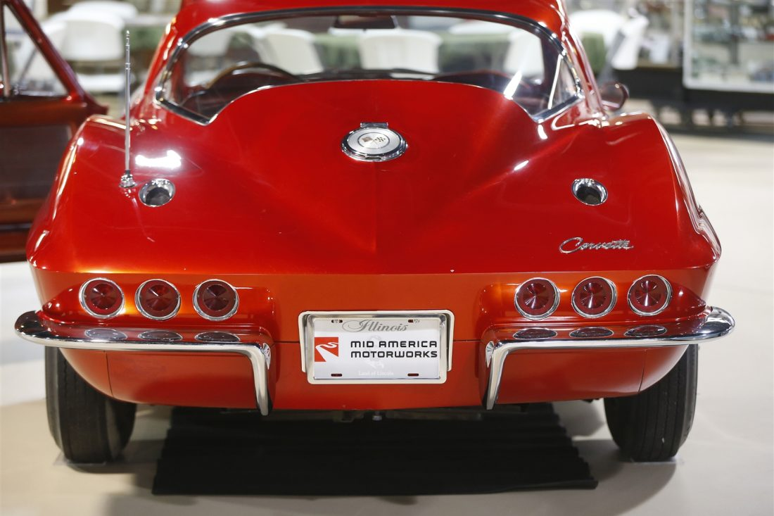 Mike Yager of Mid America Motorworks Donates $6.3 Million Worth of Corvettes to Pierce Arrow Museum