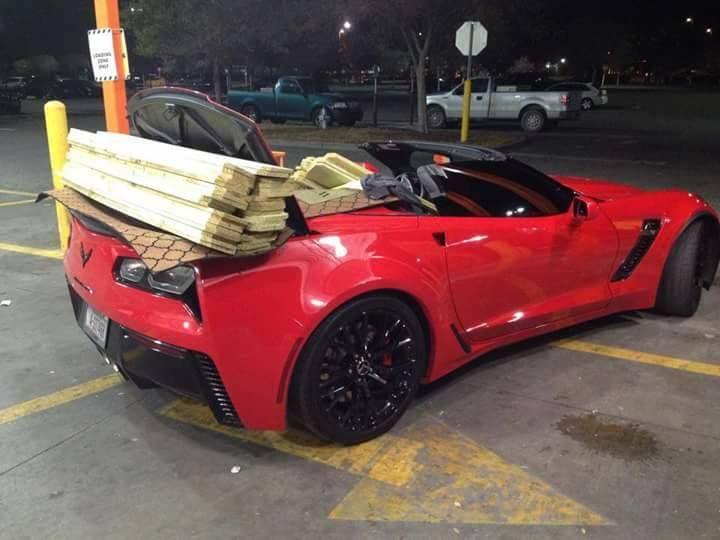 "C7 Z06 Corvette Owner Goes a Little ""Overboard""!"