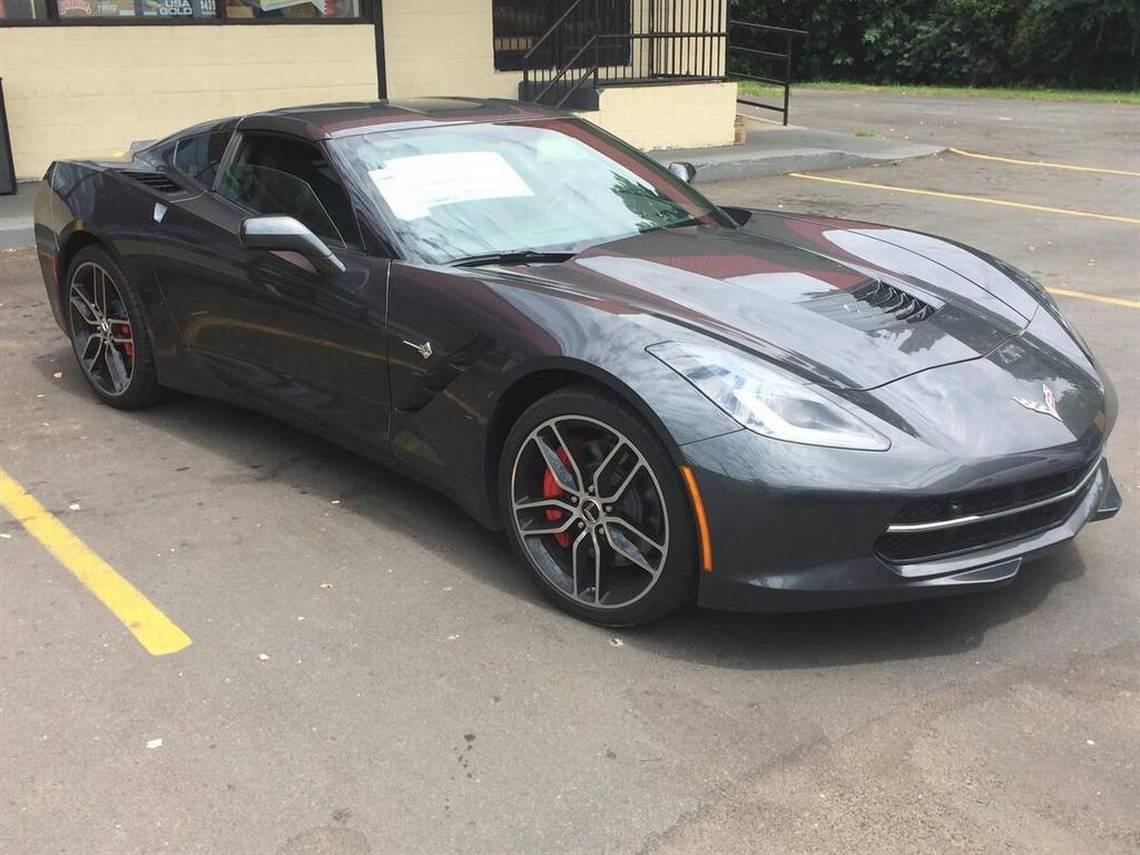 2017 Corvette Stolen from Park Chevrolet in Charlotte, North Carolina