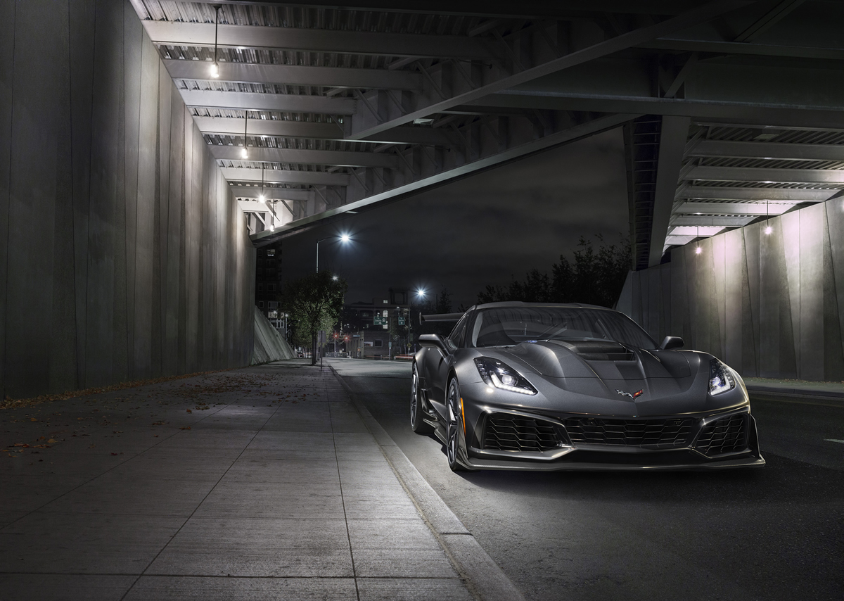 GM Press Release – 2019 Corvette ZR1: Return of the King #ZR1 #CORVETTE