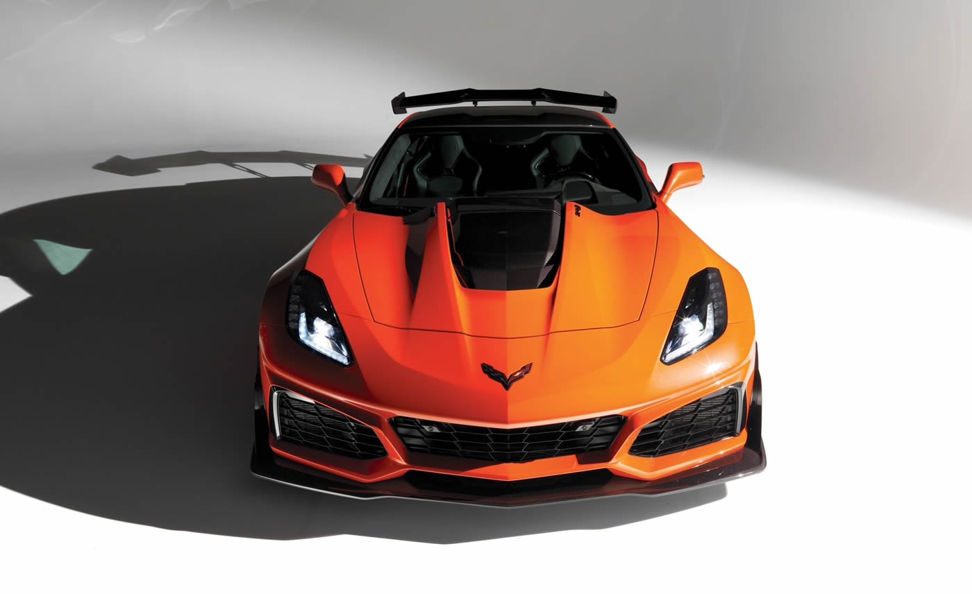 First 2019 Corvette ZR1 to be Auctioned at Barrett-Jackson