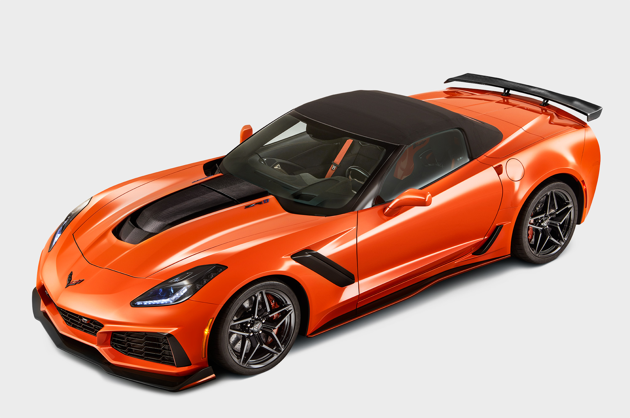 GM Releases Pricing for the 2019 Corvette Model Year