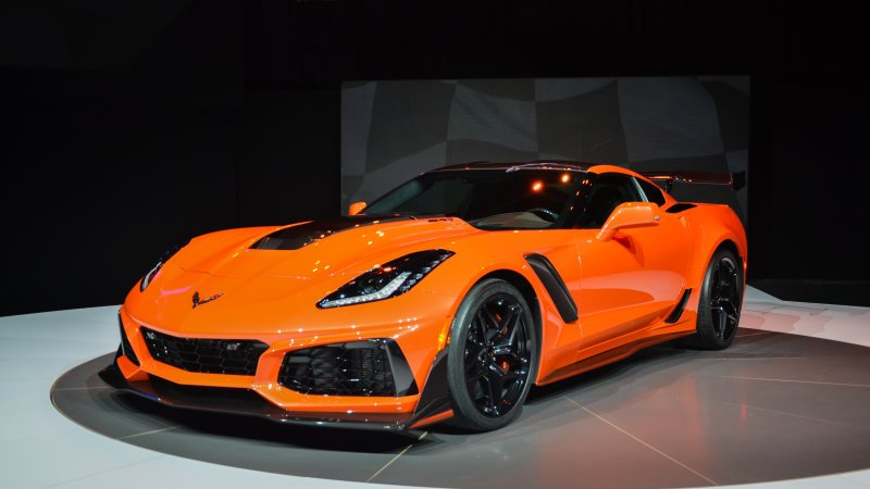 2019 Corvette ZR1 Specifications from GM #ZR1 #CORVETTE