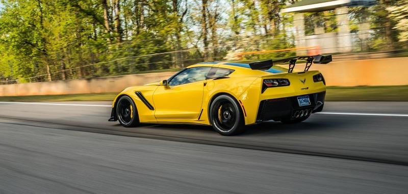The 2019 Corvette ZR1 Takes the Automotive Media World by Storm!