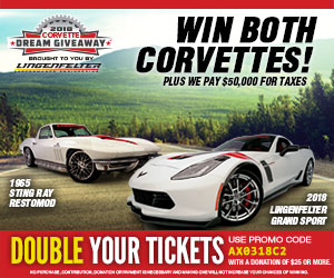 Free Shipping: Cool Corvette Gear + Featured Parts