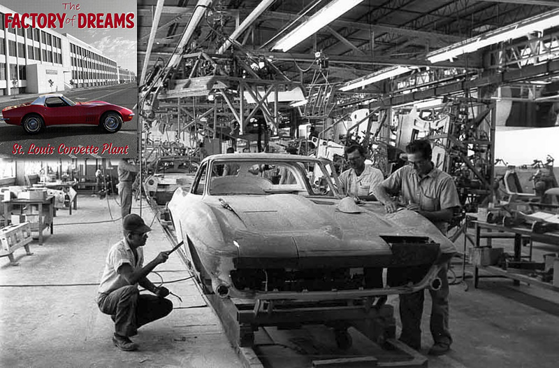 Former Corvette Assembly Line Worker Tells His Story in New Book