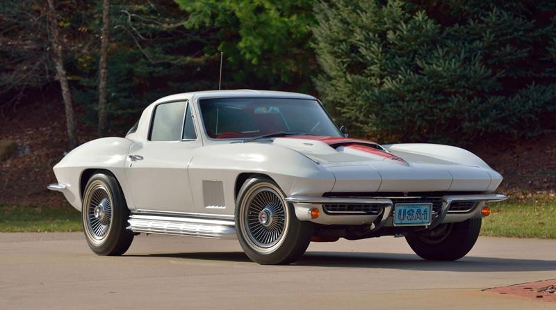 Original Unrestored 1967 Corvette Up For Auction By Mecum