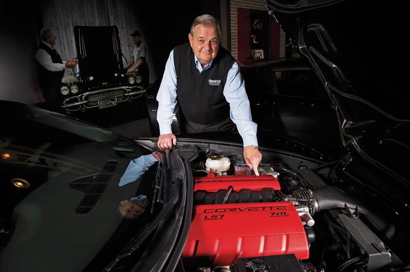 Retired Chevrolet General Manager and Corvette Savior, Jim Perkins Dies