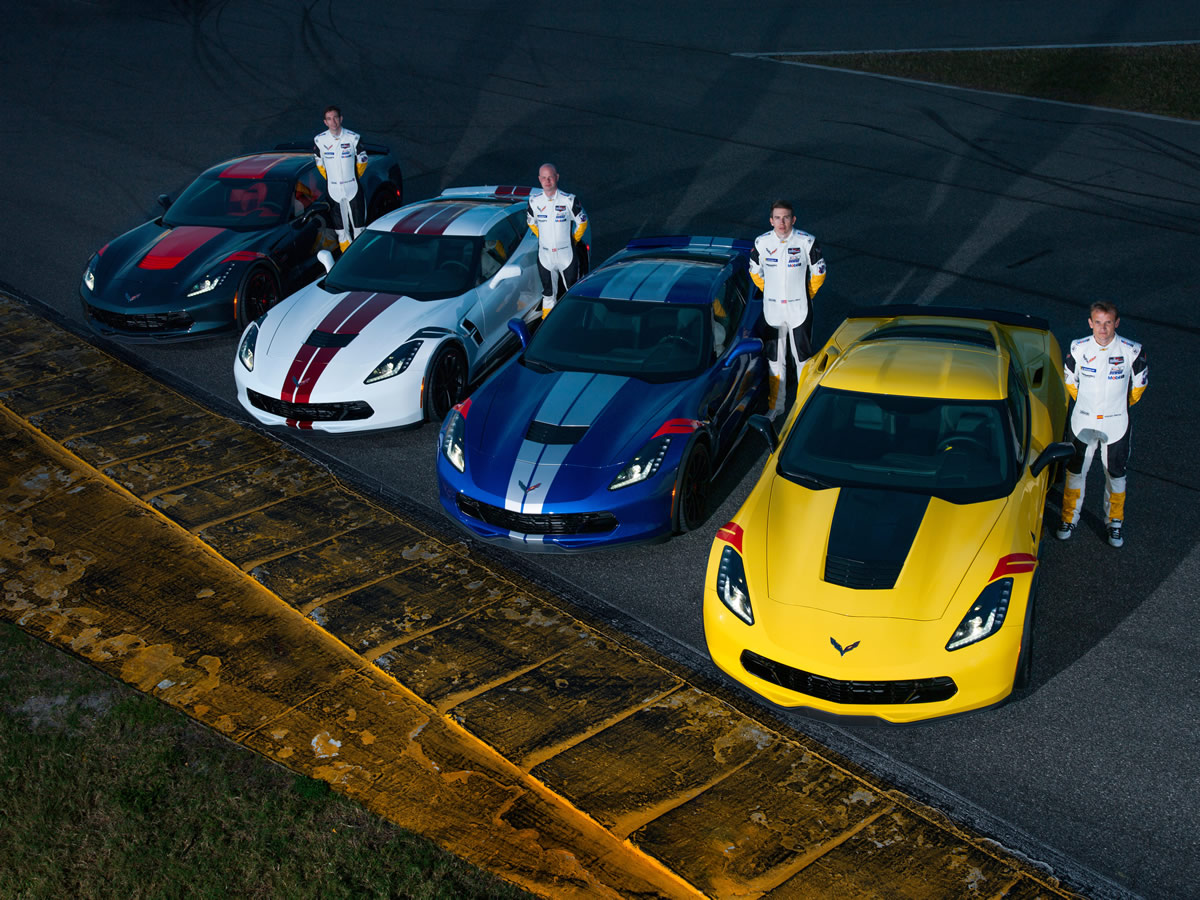 Coming This Spring: 2019 Corvette Drivers Series special edition Grand Sport
