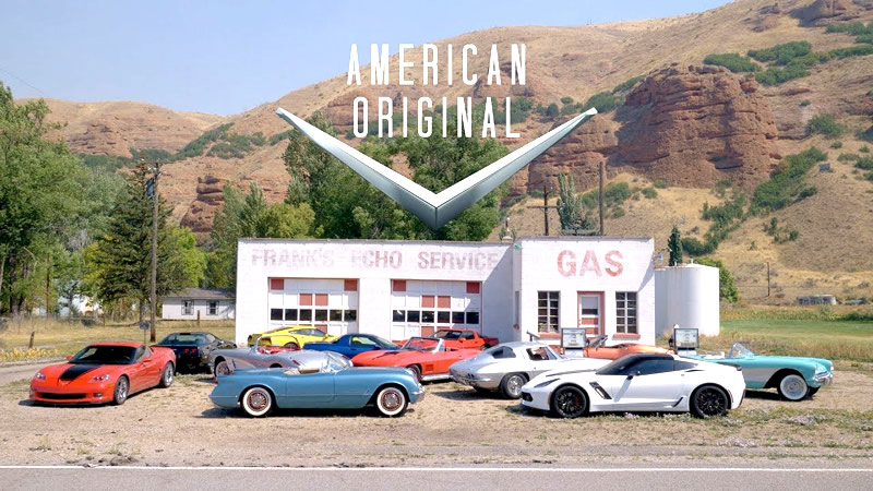 "New ""American Original"" Documentary Will Focus on all Corvette Generations"