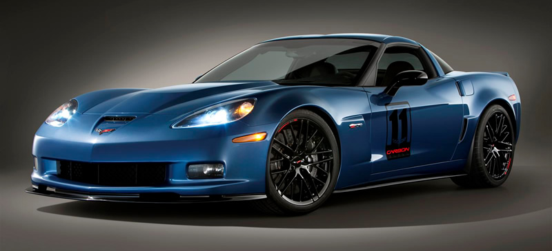 Corvette Action Center Introduces 2011 Corvette Z06 Carbon Edition Registry