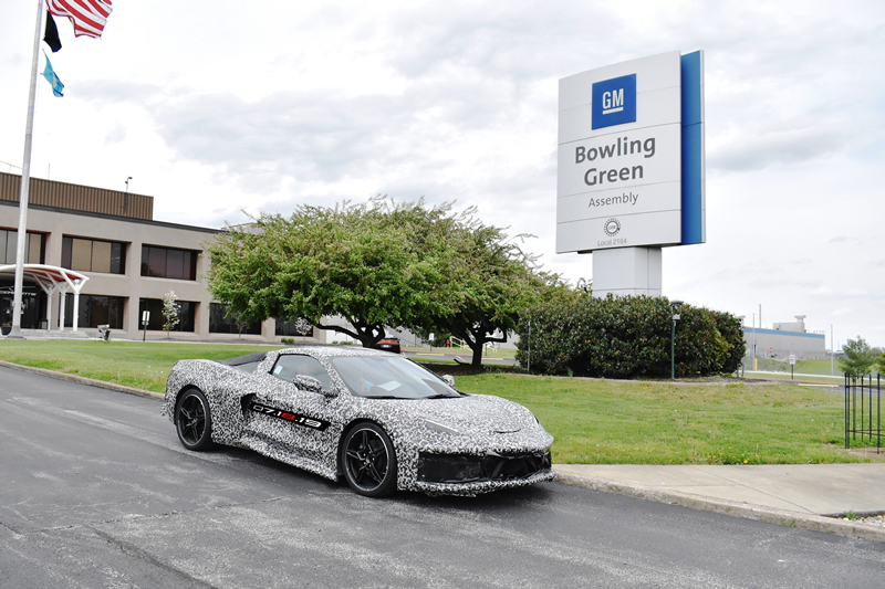 Second Shift to be Added at Bowling Green Assembly in Support of Mid-Engine Corvette