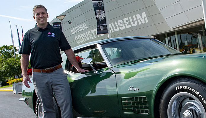 A New President and CEO Takes the Helm at the National Corvette Museum