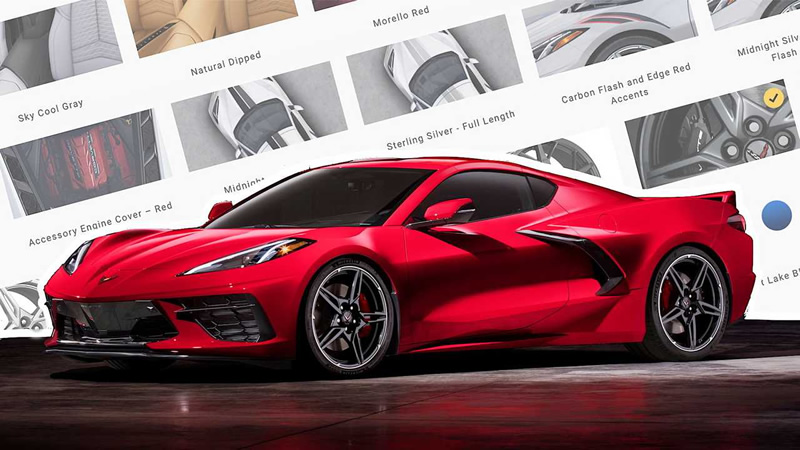 2020 Corvette Order Deposits – States With Restrictions