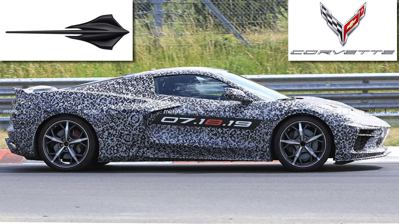 2020 Mid-Engine C8 Corvette to Debut as a Stingray Model