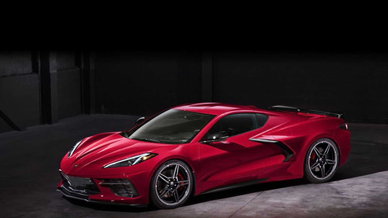 [LEAKED!] 2020 C8 Corvette Photos are Leaked Prior to Unveiling