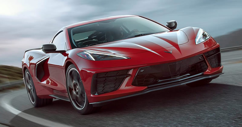 Update on 2020 Corvette Orders and Production