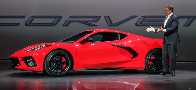 Chevrolet Rips the Cover off the all new 2020 C8 Corvette!