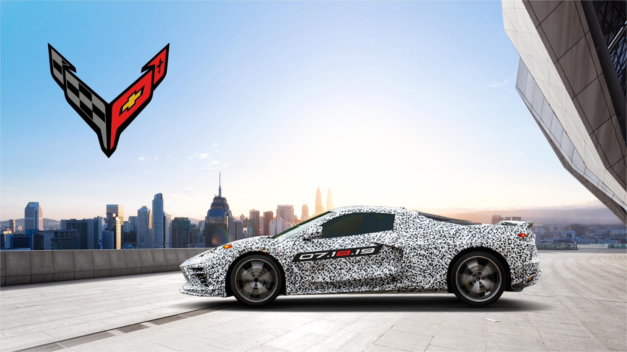 Watch the Live Unveiling of the 2020 C8 Corvette Right Here!